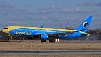Boeing 767-33A/ER - UR-AAH -