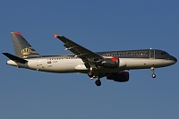 Airbus A320-212 - JY-AYI -