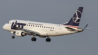 Embraer ERJ-170-100LR 170LR - SP-LDA -