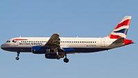 Airbus A320-232 - G-EUYE -