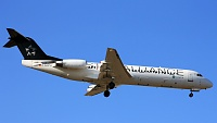 Fokker 100 (F-28-0100) - D-AGPH -