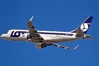 Embraer ERJ-170-200LR 175LR - SP-LIL -