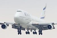 Boeing 747-412 - 4X-ELH -