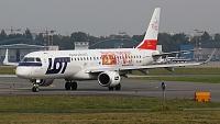 Embraer ERJ-190-200LR 195LR - SP-LNB -