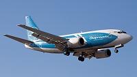 Boeing 737-5L9 - UR-DND -