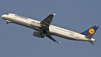 Airbus A321-131 - D-AIRP -