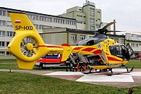 Eurocopter EC-135P-2 - SP-HXD -