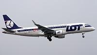 Embraer ERJ-170-200LR 175LR - SP-LII -