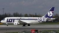 Embraer ERJ-170-200LR 175LR - SP-LIA -