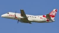 Saab-Fairchild SF-340A - SP-KPL -