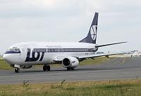 Boeing 737-45D - SP-LLB -