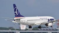 Boeing 737-4Q8 - SP-LLL -