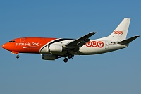 Boeing 737-3T0(F) - OO-TNB -
