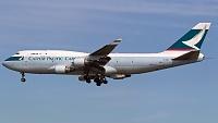 Boeing 747-412(BCF) - B-HKX -