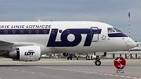 Embraer ERJ-170-200LR 175LR - SP-LIC -