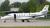 Cessna 560XL Citation XLS - TC-DAG -
