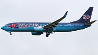 Boeing 737-86Q(WL) - HA-LKE -