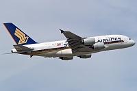 Airbus A380-841 - 9V-SKE -
