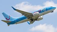 Boeing 737-7K5 - OO-JAS -