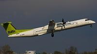 Bombardier DHC-8-402Q Dash 8 - YL-BAQ -