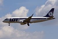 Embraer ERJ-170-200LR 175LR - SP-LIK -
