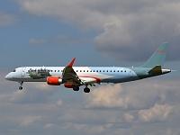 Embraer ERJ-190-200LR 195LR - UR-WRF -