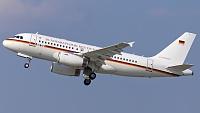 Airbus A319-133X CJ - 1501 -