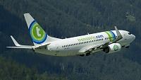 Boeing 737-7K2 - PH-XRY -