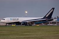 Boeing 767-219/ER(BDSF) - OY-SRN -