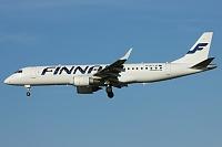 Embraer ERJ-190-100LR 190LR - OH-LKF -