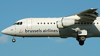 British Aerospace 146-RJ100 - OO-DWK -