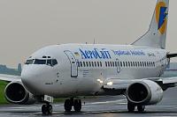 Boeing 737-5L9 - UR-VVQ -