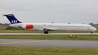 McDonnell Douglas MD-82 (DC-9-82) - SE-DIN -