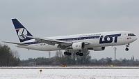 Boeing 767-35D/ER - SP-LPB -