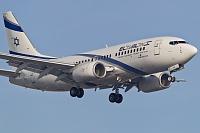 Boeing 737-758 - 4X-EKE -
