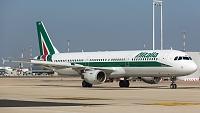 Airbus A321-112 - I-BIXA -