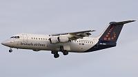 BAE Systems Avro RJ100 - OO-DWC -