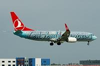 Boeing 737-8F2 - TC-JHL  -