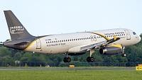 Airbus A320-232 - SU-NMA -