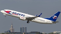 Boeing 737-8BK - SP-TVZ -