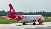 Airbus A320-214 - SP-IAG -