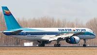 Boeing 757-258 - 4X-EBT -