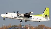 Fokker 50 - YL-BAC -