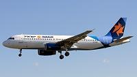 Airbus A320-232 - 4X-ABF -