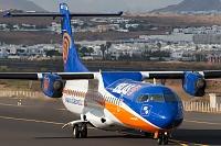ATR 72-500 (ATR-72-212A) - EC-KUR -