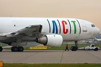 Airbus A300B4-203(F) - TC-ACU -