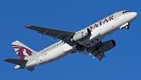 Airbus A320-232 - A7-AHE -