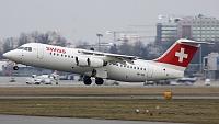 BAE Systems Avro 146-RJ100 - HB-IXU -