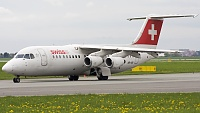 BAE Systems Avro 146-RJ100 - HB-IXR -