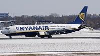 Boeing 737-8AS - EI-DYP -